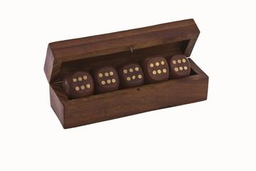 игральные кубики (dice)