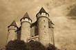 Chateau de Val (Corrèze)