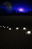 Desert Metropolis poster