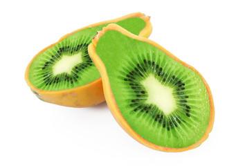 papaya-kiwi