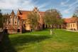Klosterruine Chorin in Brandenburg