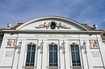Vienna's Concert House, Austria
