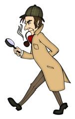 Detektiv, Privatdetektiv, Ermittler, Spurensucher