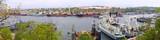 Panoramic view of Sevastopol Bay, Ukraine
