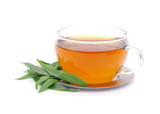 Tee Spitzwegerich - tea ribwort plantain 03 poster
