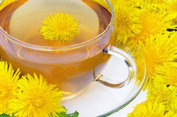 Tee Löwenzahn - tea dandelion 08