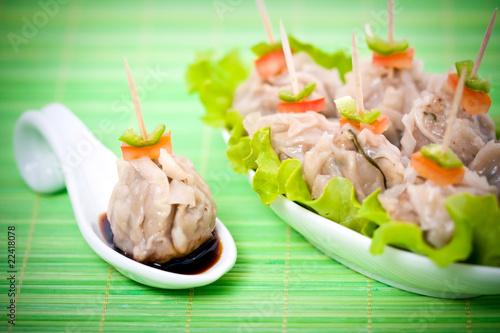 Bouch es de viande vapeur cuisine r unionnaise asiatique - Cuisine asiatique vapeur ...