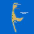 Landkarte - Nordseeinsel Sylt (02)