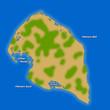 Landkarte - Ostseeinsel Fehmarn (02)