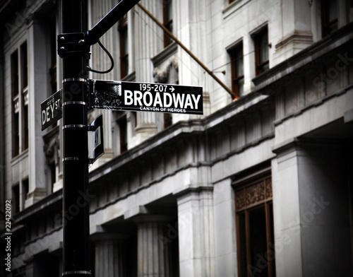 Broadway sign|22422092