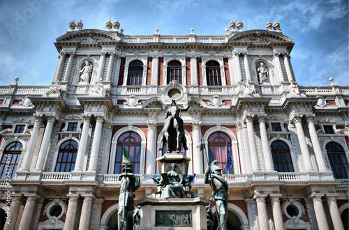Foto op Canvas Milan Baroque Building