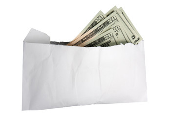 Envelope of Cash