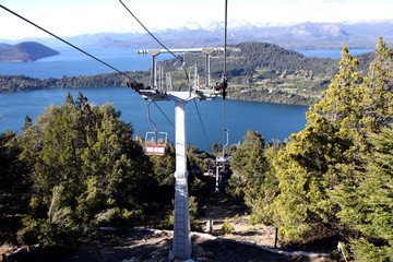 View at Bariloche