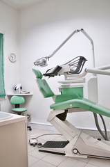 Veduta studio dentistico