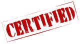 Stempel Certified poster