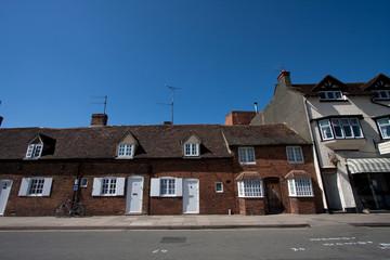 Typical historic buildings around Stratford Upon Avon