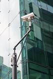 Modern CCTV Camera poster