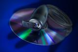 DVD locked against data theft poster