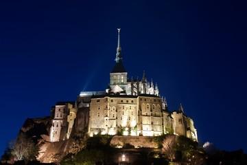 Le Mont St Michel Normandy, France