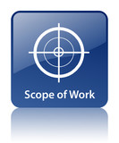 Scope of Work poster