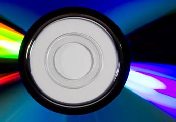 reflektierendes licht/cd