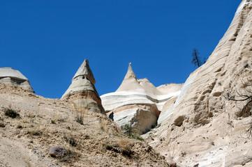 Amazing tent rocks