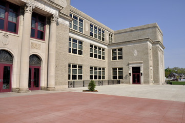 Liberty High School in Bethlehem