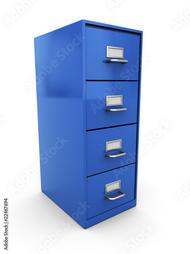 documents shelf