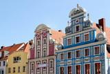 Fototapety Historische Fassaden