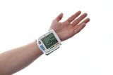 Blutdruck messen normaler Blutdruck Blutdruckmessgerät poster