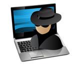Laptop Spyware poster