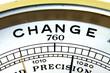 Leinwandbild Motiv Change Makro