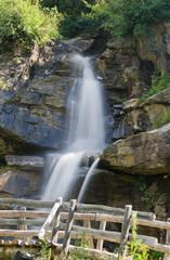 Pejo, Covel waterfall, Italy