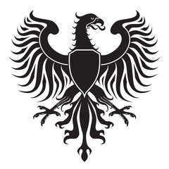 Original eagle coat of arms