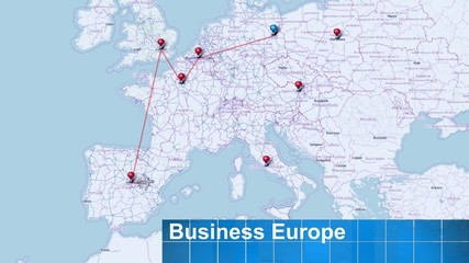Business Europe - Concept Video