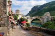 Leinwandbild Motiv Mostar - Bosnia and Herzegovina