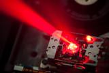 working laser lens of dvd