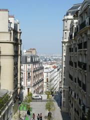 Butte Montmartre, Paris