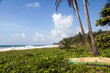 Long Bay Corn Island Nicaragua undeveloped beach