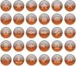 burnt orange icons