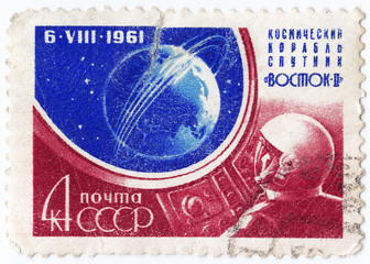 Vostok space misson