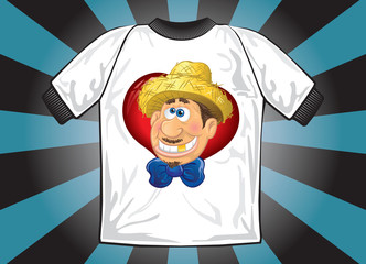 Shirt Junina Party Theme