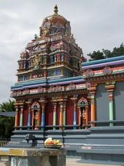 Hinduistischer Tempel auf Fidschi