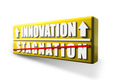 Innovation, Stagnation poster