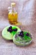 handmade olive soap bars