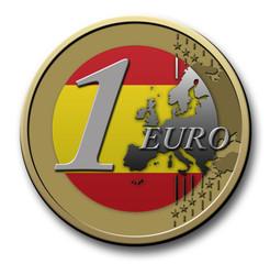 Euro-Spanien