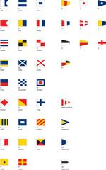 alfabeto marinaro