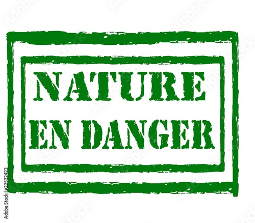 tampon nature en danger photo libre de droits sur la banque d 39 images image 22522422. Black Bedroom Furniture Sets. Home Design Ideas