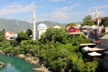Mostar landscape