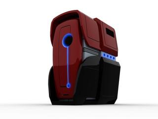 The original red server